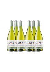Angebot 6 Fl Carlos Serres Blanco Weißwein Spanien trocken